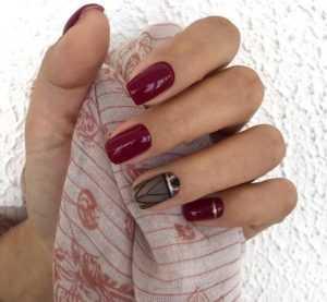 Дизайн нарощенных ногтей - рисунки на ногтях нарощенных